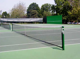 Frederick High School Tennis Courts
