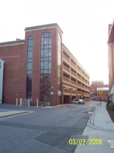Carroll Creek Parking Deck