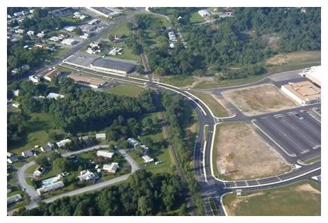 Massey Boulevard Extension