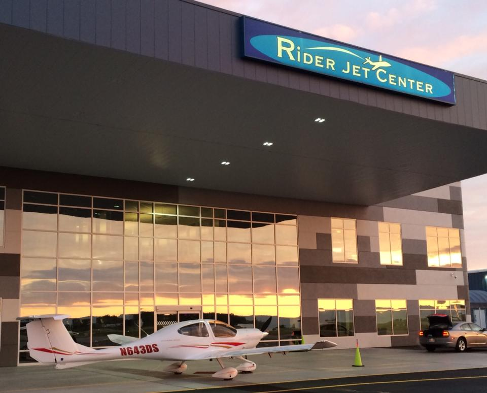 Rider Jet Center Expansion