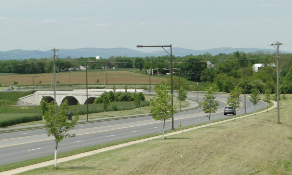 Monocacy Boulevard Phase 1
